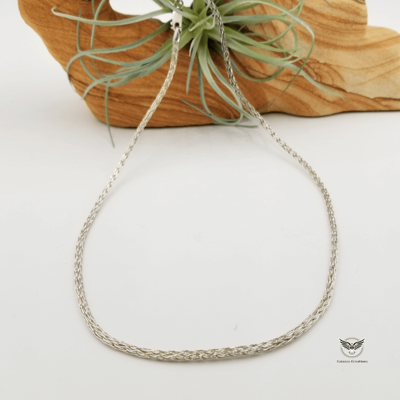 Viking Knit Chain Archives — Caiazza Creations